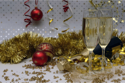 60 per cent of workers pay for their own office Christmas party