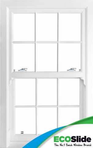 Capitalise on six million UK homes with ECOSlide sash windows