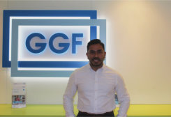 GGF welcomes new Project Manager