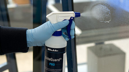 Bohle launches new 'smart' glass surface protection coating