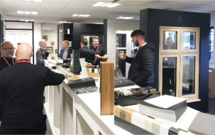 Residence Open Day success for Dekko Window Systems