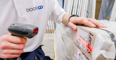 DOORCO revolutionises production with integrated barcoding