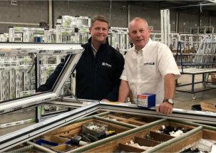 Twelve year supply chain partnership helps Dessian keep quality on track