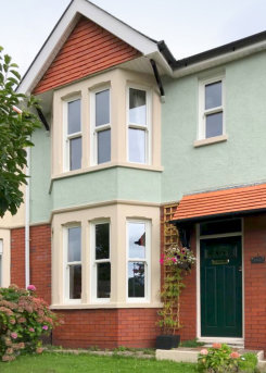 Heath Windows uses Spectus VS to restore a Cardiff property to its former glory