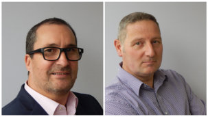 Deceuninck's Chris Jones and Darren Woodcock appointed UK directors