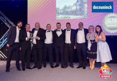Deceuninck wins G18 Product of the Year with Linktrusion™ technology