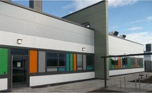 Glan Clwyd Hospital wins Best Public Service Building award