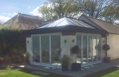 Contech Conservatories' Customers Gain Referral Business