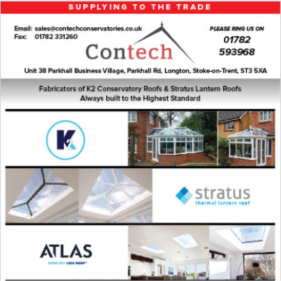 A Positive Start To 2019 For Contech Conservatories