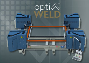 Haffner Murat launches revolutionary Opti-Weld™ machine technology