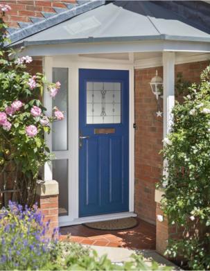 New pastel range and door designs from Solidor