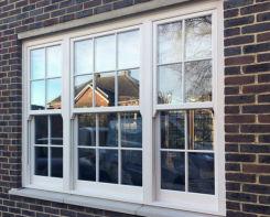 frameXpress provides stunning sashes on prestigious private home