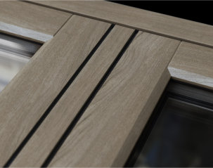 Polar Windows enjoying success with the Optima Flush Casement Window from Profile 22