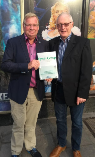 Cairngorm celebrates 30 years of Swish fabrication