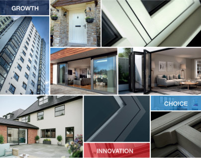 More choice with Epwin Window Systems