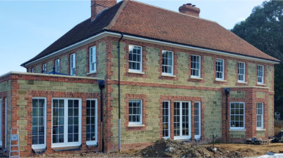RTA Joinery looks to Slenderline Glass for heritage touch to new-build farmhouse