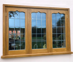 DOUBLE delight for Paxman Joineries with Slenderline Glass heritage units