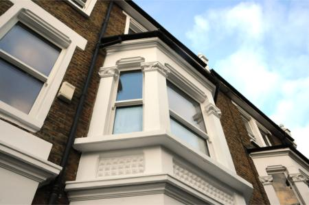 <br />One of the refurbished properties in West London