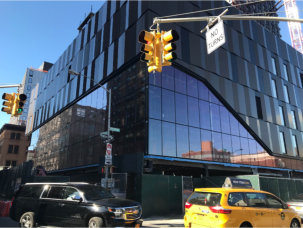 Advanced glazing will help landmark Manhattan building keep its cool