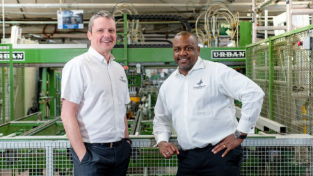 Conservatory Outlet boosts manufacturing capability with £500,000 investment