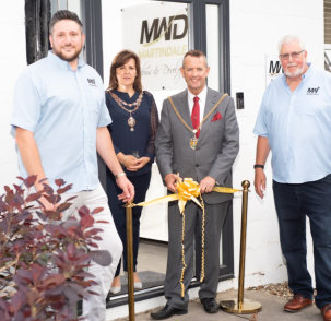 Martindale Window & Developments makes the switch to state-of-the-art installation tape