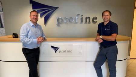 An investment in quality for profine