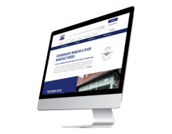 Stedek's stylish new site to showcase its fabrication excellence