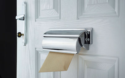 Yale s Postmaster Professional TS008 letterplate ticks all the boxes for meeting standards and fire door compliance