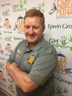 GM Fundraising - Gary Morton joins Board of Trustees at Hope House Children's Hospices